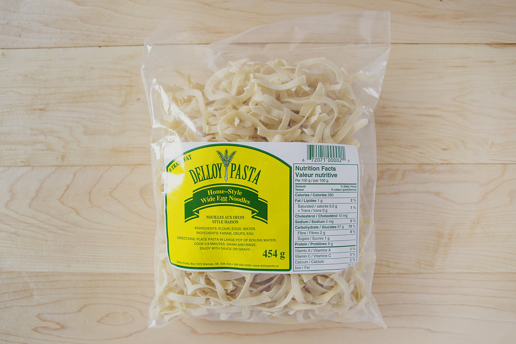 Producer Profiles: Meet Delloy Pasta and J&J Sausage