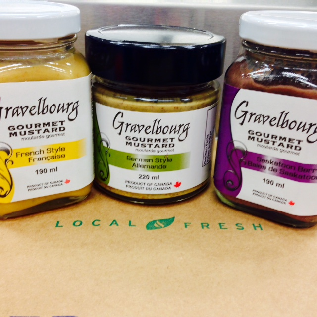 Producer Profiles: Meet Gravelbourg Gourmet Mustard