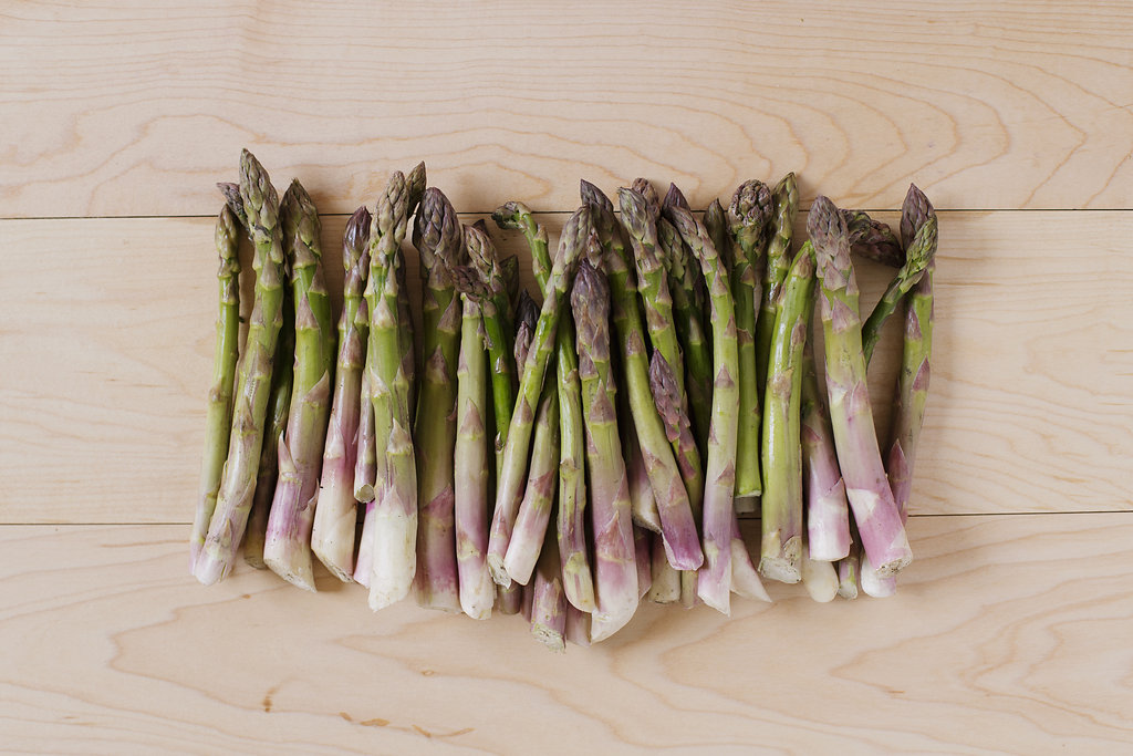 Recipes: The Dawning of the Age of Asparagus