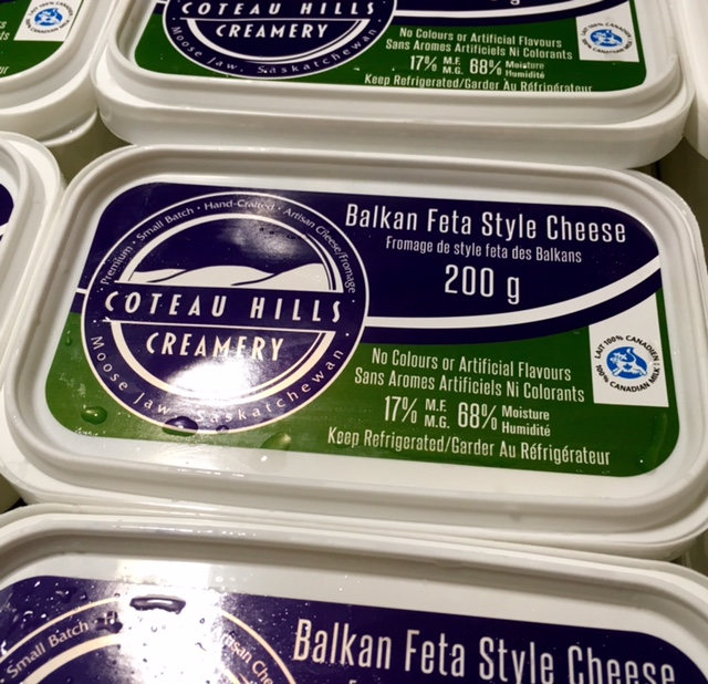 Producer Profile & Recipe: Coteau Hills Creamery