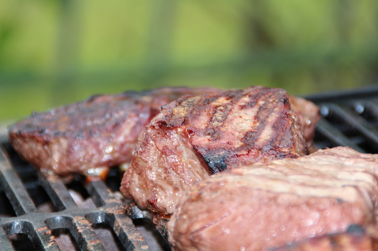 Grill a Great Steak!