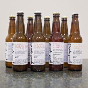 Good Spirit Kombucha Sour Cherry 350 ml