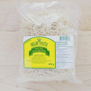 Delloy - Narrow Egg Noodles 454g
