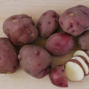 Potatoes - New Red - 3lbs - Lajord Colony