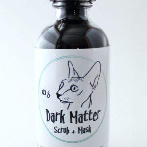 Naked Kitty Dark Matter Scrub & Mask