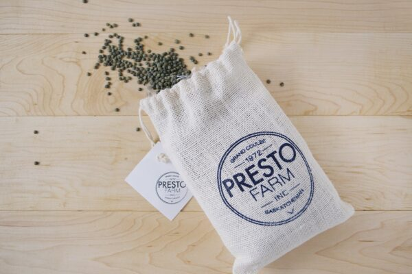 Presto Farm Small French Green Lentils (1kg sack)