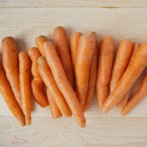 Carrots - 5lb - Lajord Gardens