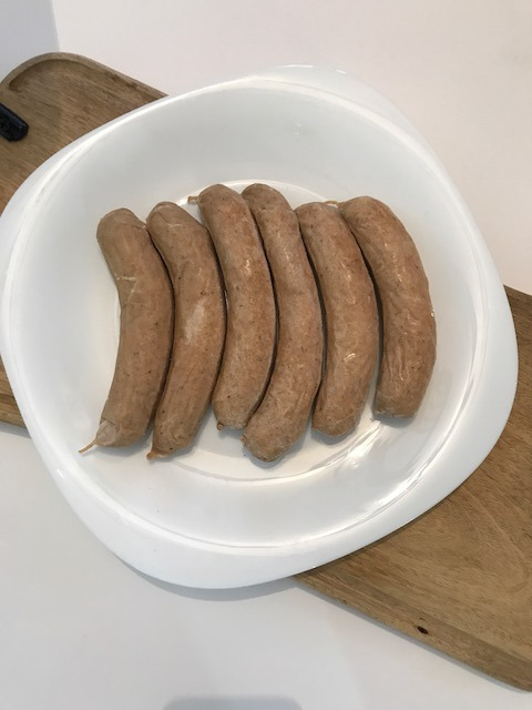 Pork Wieners, Nitrite Free 6 pack (frozen) - Pine View Farms