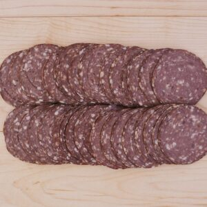 Beef Deli Salami (frozen) - Pine View Farms